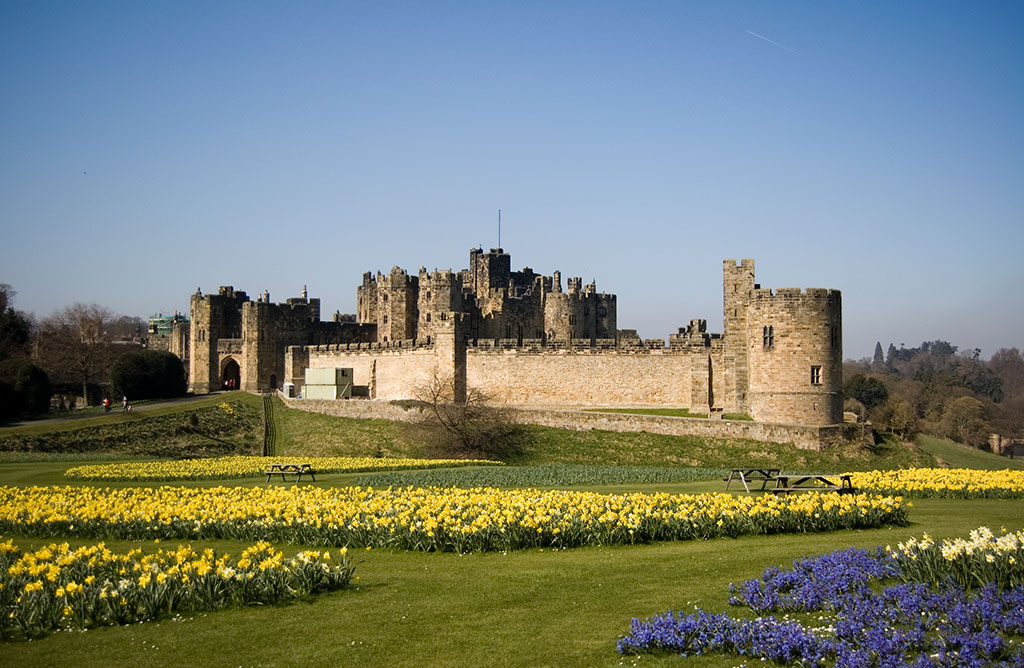 attractions alnwick castle