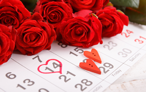 valentines day at the cook and barker inn