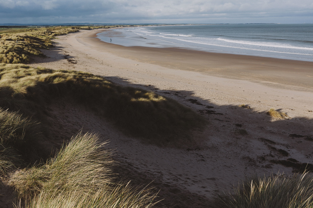 druridge bay northumerland